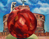 Roman pomegranate 2011