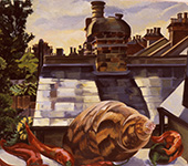 Snail, chilli, chimney vista 1995