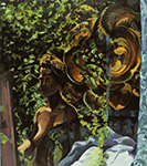 Self, foliage reflection 2003