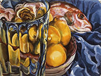 Fish and lemons 1996
