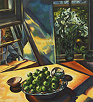 Grapes, sun, shadsows 1998